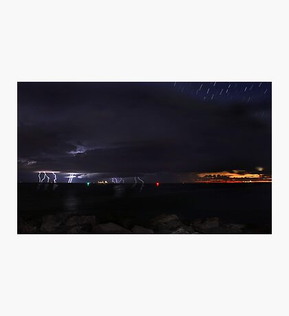 Fremantle Fury  Photographic Print