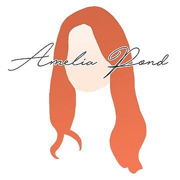 Amelia Pond by GraceFranke