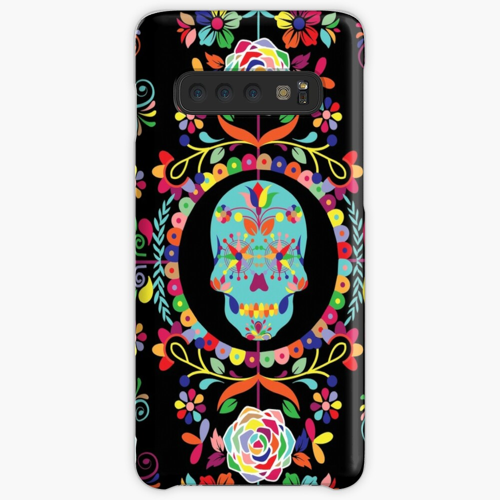Mexican folklore Funda y vinilo para Samsung Galaxy