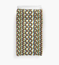 Disco Design Duvet Cover