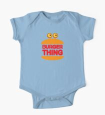 Burger Thing Kids Clothes