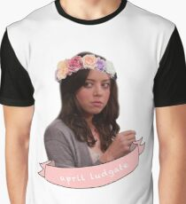 April Ludgate Graphic T-Shirt