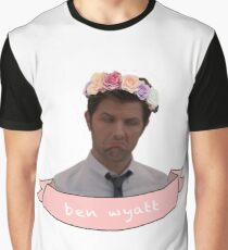 Ben Wyatt Graphic T-Shirt