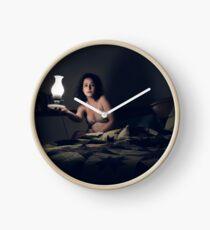 Never Alone Again Clock