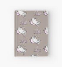 Pink Lemonade Splash Hardcover Journal