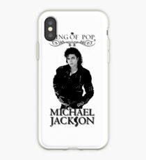 "Michael Jackson ""King Of Pop"" iPhone Case"