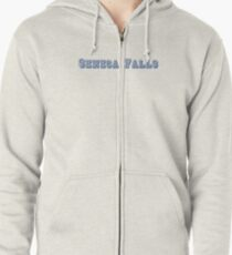 Seneca Falls Zipped Hoodie
