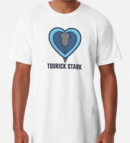 Todrick Stark Long T-Shirt