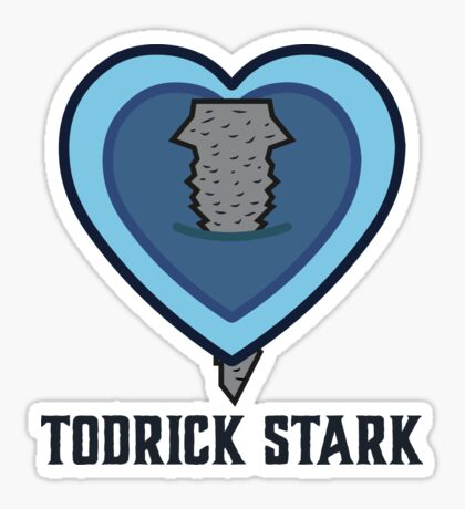 Todrick Stark Sticker