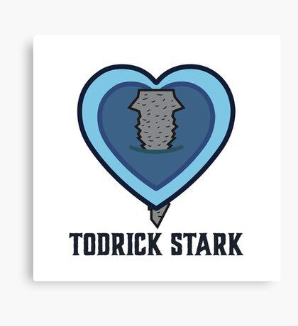Todrick Stark Canvas Print