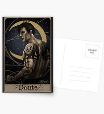 Dante Postcards