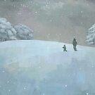 Snowy Hill by stevemitchell
