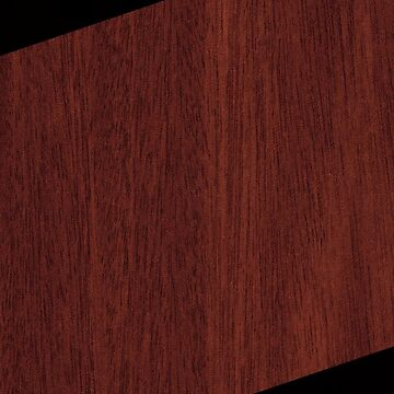 Mahogany - Wooden iPhone Case by lifeisthat