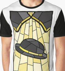 Deceit Stained Glass Graphic T-Shirt
