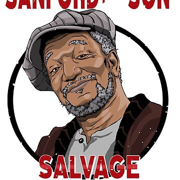 Sanford & Son Salvage by TVMdesigns