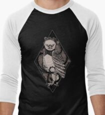 Harpy Eagle Men's Baseball ¾ T-Shirt