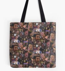 Parks and Recreation Cast Tote Bag