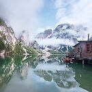 Lake Braies by jswolfphoto
