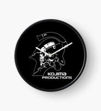 Kojima Productions® Clock