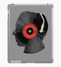 turntable 2 iPad Case/Skin