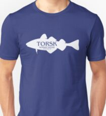 2014 Torsk Gear WHITE T-Shirt