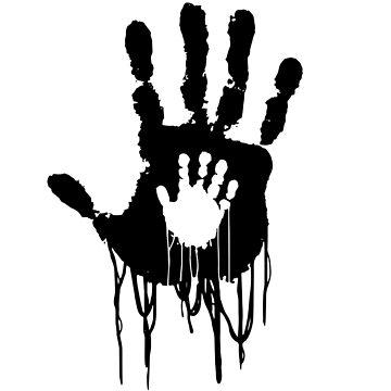 Death Stranding - Hands by SWISH-Design