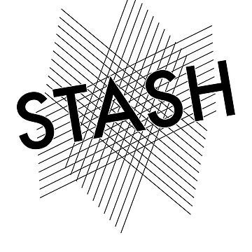Stash - Graphic Design - Minimalist by RecycleBros