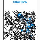 Universitatea Craiova - Ion Oblemenco Map Harta by stadiamap