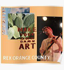 rex + some tumblr pics. Poster