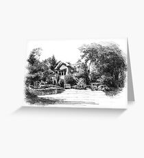 Southern Highlands House Greeting Card