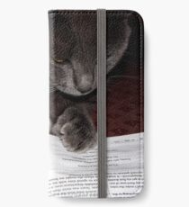 The Reader iPhone Wallet/Case/Skin