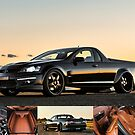 Luke Bailey Holden VE Commodore Ute by HoskingInd