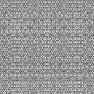 Circles and Triangles | Futuristic Fashion | Big Sacred Geometry Pattern Print (High Quality) by FreshThreadShop