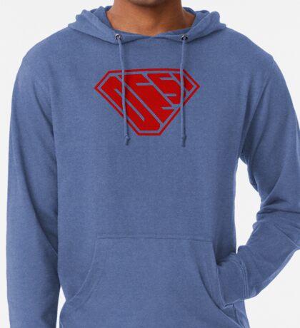 Desi SuperEmpowered (Red) Lightweight Hoodie