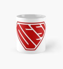 Desi SuperEmpowered (Red) Classic Mug