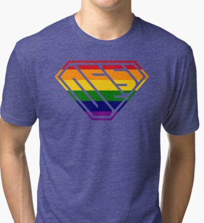 Desi SuperEmpowered (Rainbow) Tri-blend T-Shirt
