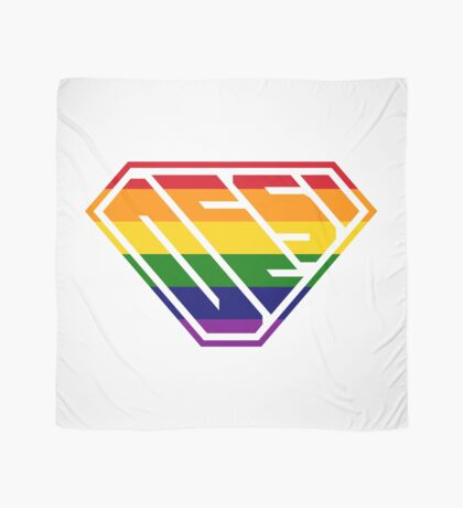 Desi SuperEmpowered (Rainbow) Scarf