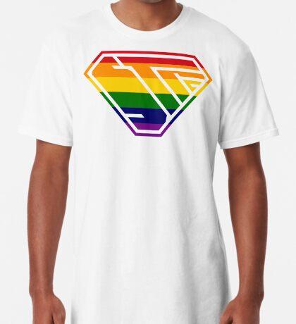 STPC SuperEmpowered (Rainbow) Long T-Shirt
