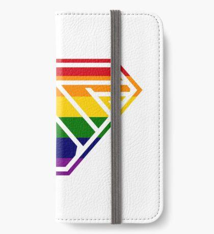 STPC SuperEmpowered (Rainbow) iPhone Wallet