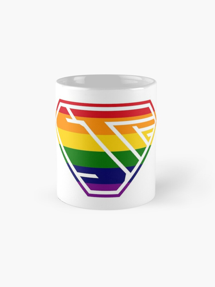 Alternate view of STPC SuperEmpowered (Rainbow) Classic Mug