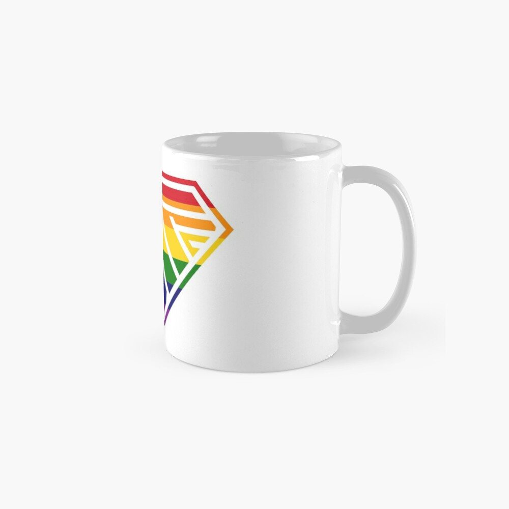 STPC SuperEmpowered (Rainbow) Classic Mug