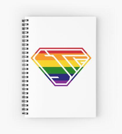 STPC SuperEmpowered (Rainbow) Spiral Notebook