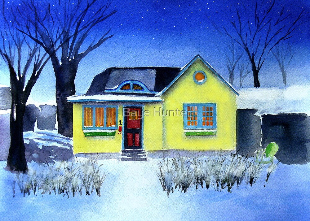 Winter on Wards by Baye Hunter