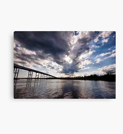 A Bridge Too Far Canvas Print