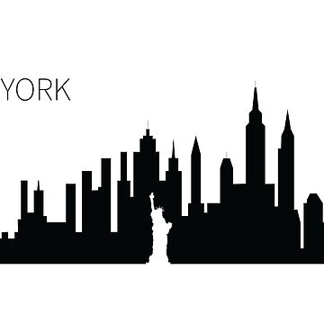 New York Skyline by mjammer
