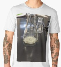 Crystals Forming Organically Men's Premium T-Shirt