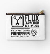 Doc Brown Enterprises Flux Capacitor  Studio Pouch