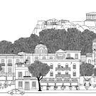 Athens by franzi