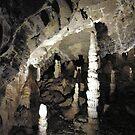Inside Idaho's Minnetonka Cave by Len Bomba