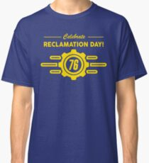 Vault 76 Reclamation Day Classic T-Shirt